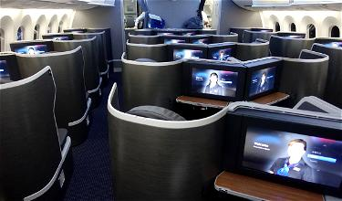 Review: American Business Class 787-9 Sao Paulo To Los Angeles