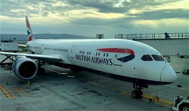 British Airways Offering 100% Avios Bonus For Flights