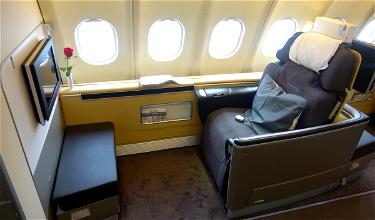 Report: Lufthansa May Retire All A380s & 747-400s