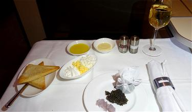 At What Time Does Lufthansa Open First Class Award Availability?