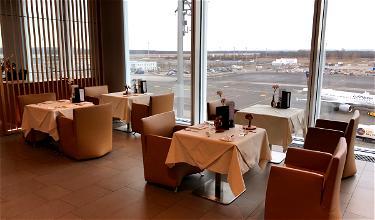 Amex Platinum Lufthansa Lounge Access Benefit