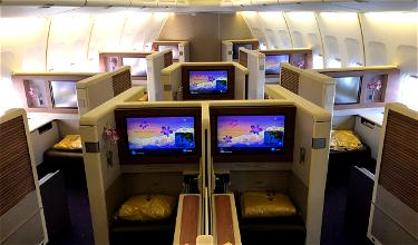 Thai Airways Selling Boeing 747, Airbus A380 Fleet