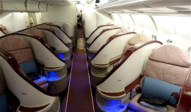 Turkish A330 Business Class In 10 Pictures