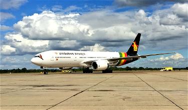 Ethiopian Airlines Considering Investment In Air Zimbabwe