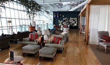 Review: British Airways Concorde Room London Heathrow Airport