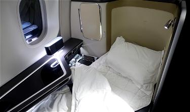 Review: British Airways First Class 787 San Jose To London