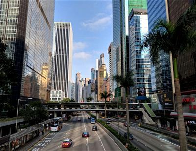 Hong-Kong-City