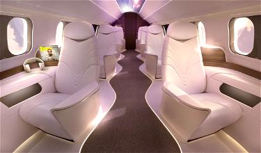 AURA: The Coolest US Startup Airline Ever (Though It Probably Won't Get Off The Ground)