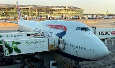 British Airways Retiring 747 Effective Immediately