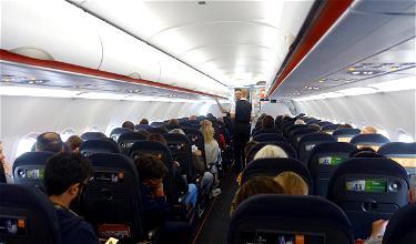 Review: EasyJet A320 Milan To Santorini