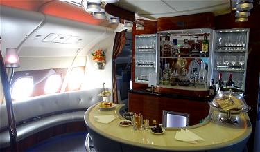 Cheers: The 6 Best Airplane Bars
