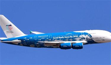 Whoa: Air Senegal Leasing A380