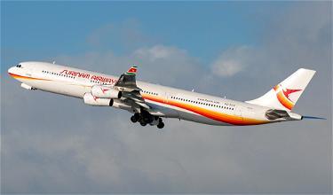 Surinam Airways' Fascinating Flight To Amsterdam