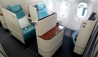 Korean Air SkyPass Devaluation Postponed To 2023