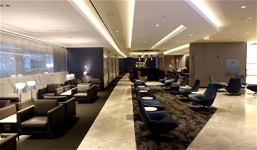 Review: United Polaris Lounge Newark Airport