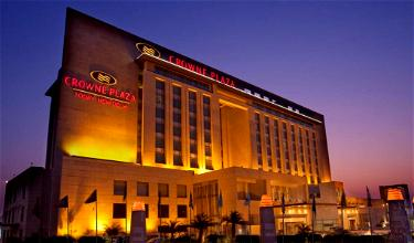 Great New Amex Offer For Crowne Plaza Stays