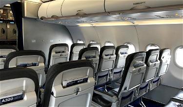 Review: Lufthansa Business Class A320 Frankfurt To Tallinn