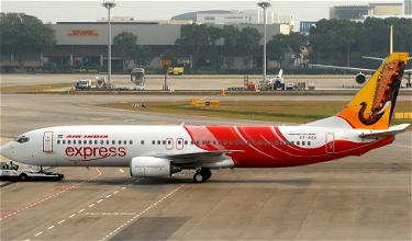 Ouch: Air India Express 737 Clips Wall On Takeoff