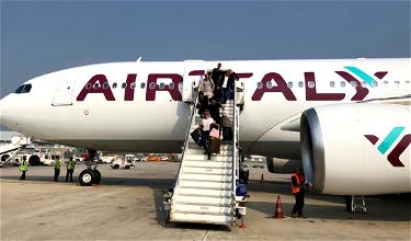 Is Air Italy In Trouble?