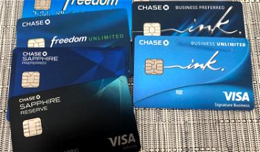 My Chase Credit Card Strategy (2021)