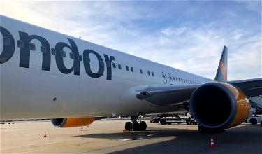 Lufthansa Interested In Condor Takeover