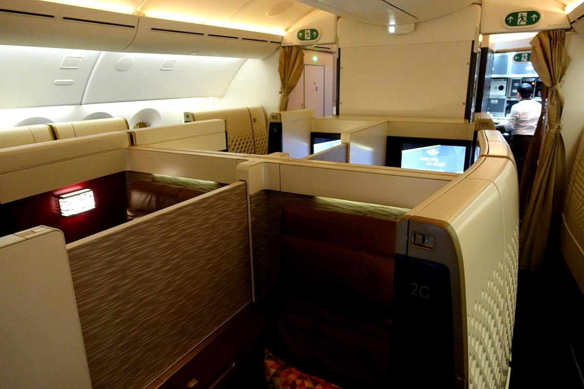 Etihad Airways Cuts First Class To New York