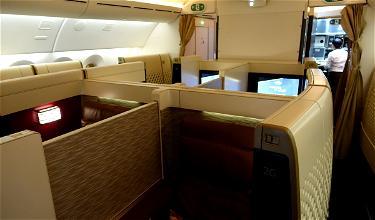 Will Etihad Airways Eliminate First Class?