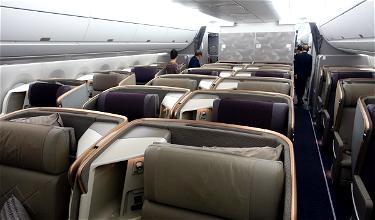 Amazing Singapore Airlines KrisFlyer Award Sale