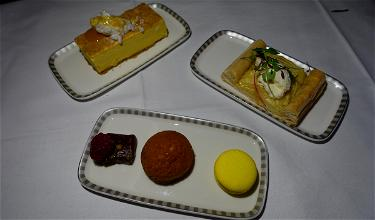 Singapore Airlines' Illogical Business Class Meals On The World's Longest Flight