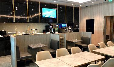 Review: Plaza Premium Lounge Ahmedabad Airport