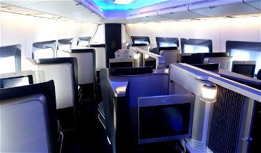 Retired British Airways 747s Headed To Bermuda?!