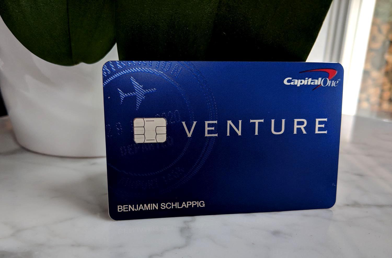 Capital One Venture Card Review (9K Bonus Venture Miles)