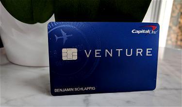 Capital One Venture Card Review (6K Bonus Venture Miles)