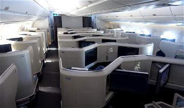 Cathay Pacific Adds Mattress Pads & Business Class Slippers