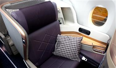 Singapore Airlines Shifts World's Longest Flight To JFK
