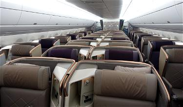 Singapore Airlines' Next A350-900ULR Route?