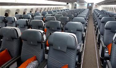 Wow: 11 Passengers On The World's Longest Flight