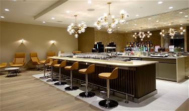 Review: British Airways First Lounge New York JFK