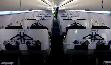 Review: British Airways Business Class A318 New York To London City