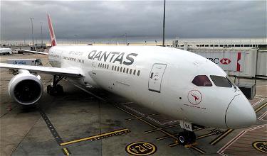 Qantas Sending Its 787 Fleet To The California Desert