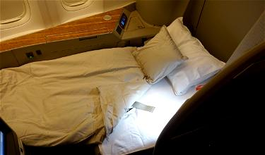 WOW: Cathay Pacific Will Honor First Class Mistake Fares