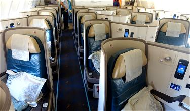 Impressions Of SriLankan Airlines A330 Business Class