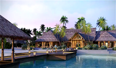 The Waldorf Astoria Maldives Is Now Bookable