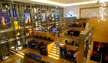 KLM Opens (Paid) Restaurant In Amsterdam Lounge