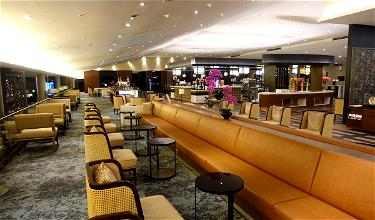 Review: Malaysia Airlines Golden Lounge Kuala Lumpur Airport