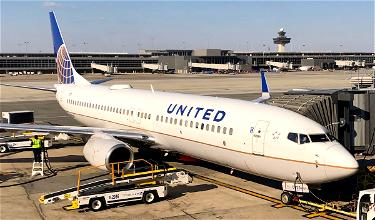 United Airlines Passenger Tries To Bite Off Seatmate's Ear