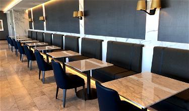 United Polaris Lounge Washington Dulles Opening Soon