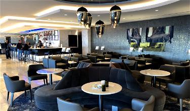 Review: United Polaris Lounge San Francisco Airport