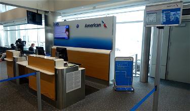 American Upgrades Executive Platinum Boarding