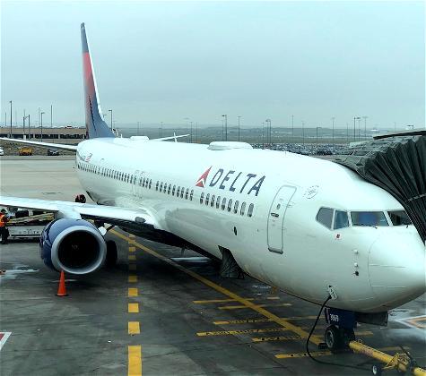 Delta's Disturbing Oklahoma City Flight Diversion